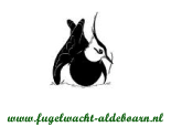 Website logo Fugelwacht Aldeboarn Vogelwacht Oldeboorn